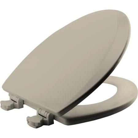 Bemis 1500ec 000 White Elongated Molded Wood Toilet Seat