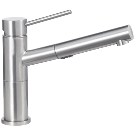 blanco 441492 satin nickel alta pullout spray eco friendly