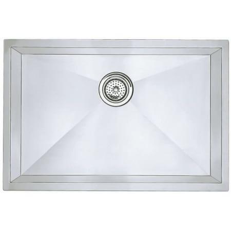 Blanco 515819 Satin Polished Precision Single Basin