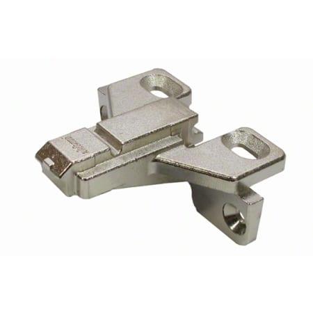Blum 175l6600 24 Nickel Clip Top Face Frame Adapter Plate
