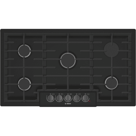 800 Series 36 Inch Wide Built In Gas Cooktop With 5 Sealed Burners And A 19000 Burner