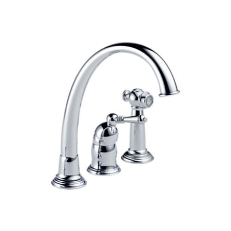 Brizo 61201 ss136 stainless steel kitchen faucet single - Brizo providence bathroom faucet ...