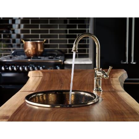 Brizo 61025lf Bar Faucet Build Com