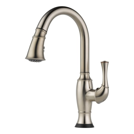 Brizo 64003lf Ss Brilliance Stainless Talo Pull Down Kitchen Faucet