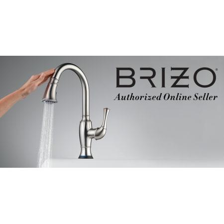 Brizo 6526 bnlhp brushed nickel bathroom faucet double - Brizo providence bathroom faucet ...