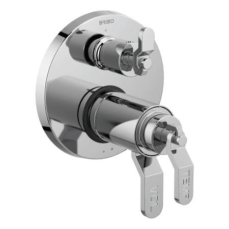 Brizo T75535 Pclhp Chrome Litze Tempassure Dual Function