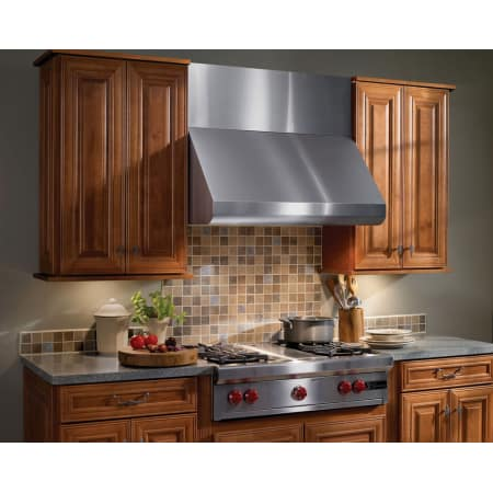 Broan E6448tss Stainless Steel 1200 Cfm 48 Wide Stainless Steel Under Cabinet Range Hood With Heat Sentry And Dual Centrifugal Blower From The Premium Collection