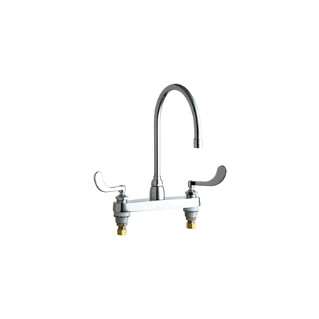 Chicago Faucets 527 Gn8ae3 317ab