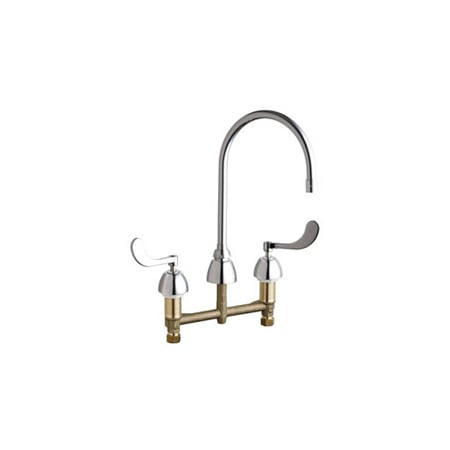 Commercial Grade High Arch Kitchen Faucet