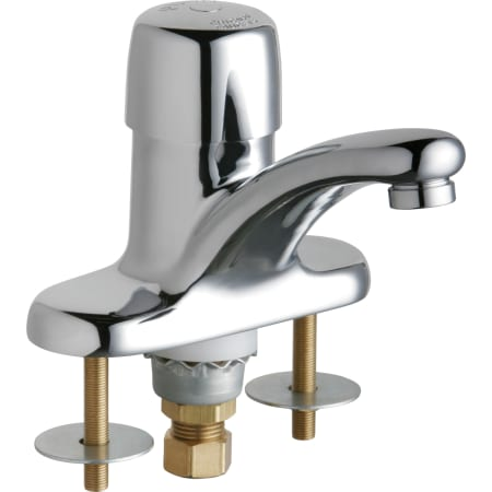 Chicago Faucets 3400 Abcp Chrome Single Supply Hot Cold