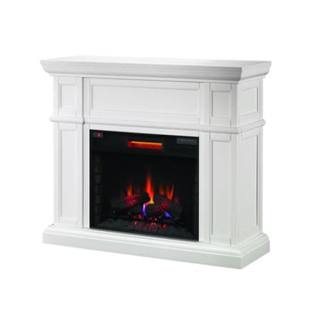 Classic Flame Artesian 28 Inch Electric Fireplace Mantel 28wm426 T401