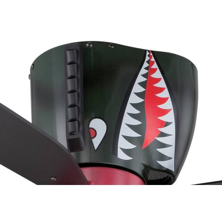 Craftmade Wb348ts3 Tiger Shark Tiger Shark 48 Quot 3 Blade