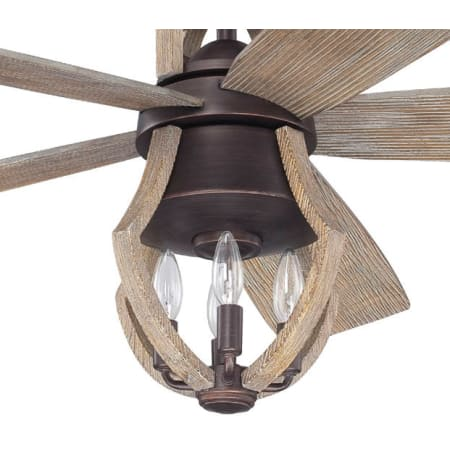 Craftmade Win56abzwp5 Weathered Pine Winton 56 Quot 5 Blade Ceiling Fan Blades Remote And Light
