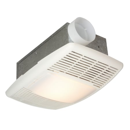 Craftmade tfv70hl1500 white 70 cfm bath vent heater - Bathroom ceiling light with heater ...