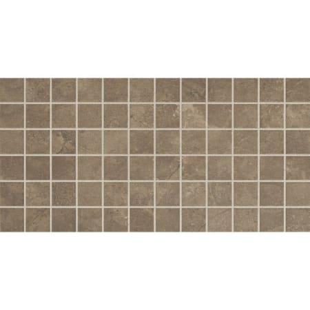 Daltile AFMSPSAMPLE Brown Affinity X Square Mosaic - Daltile order samples