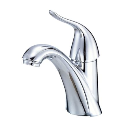 Danze D225521 Chrome Single Hole Bathroom Faucet From The Antioch Collection Valve Included