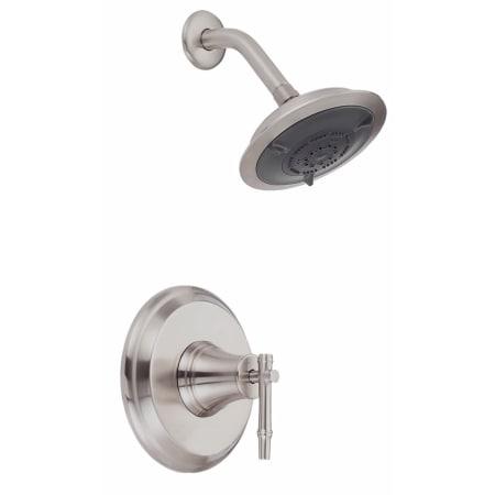 Danze D500545BNT Brushed Nickel Pressure Balanced Shower Trim ...