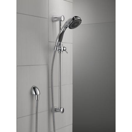 Delta 57014 Ss Brilliance Stainless 2 5 Gpm Hand Shower