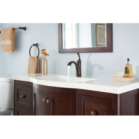Delta 15999 Dst Chrome Haywood Single Hole Bathroom Faucet