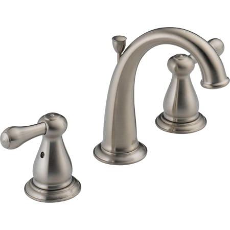 Delta 3575lf Chrome Leland Widespread Bathroom Faucet With Pop Up Drain Assembly Includes