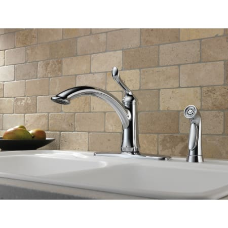 Delta 4453 Dst Kitchen Faucet Build Com