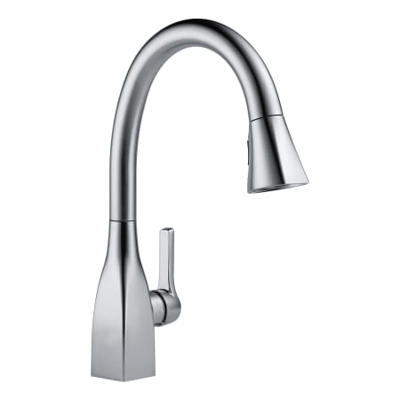Delta 9183 Ar Dst Arctic Stainless Mateo Pull Down Kitchen Faucet