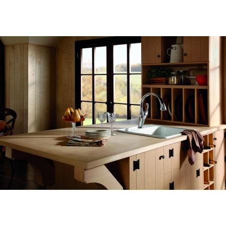 Delta 9192 Dst Sd Kitchen Faucet Build Com