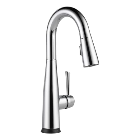 Delta 9913t Dst Chrome Essa Pull Down Bar Prep Faucet With