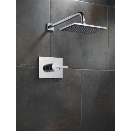 Delta T14253 Chrome Vero Monitor 14 Series Single Function Pressure Balanced Shower Trim Package