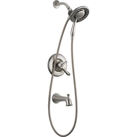 Delta T17494-I Tub And Shower Faucet - Build.com