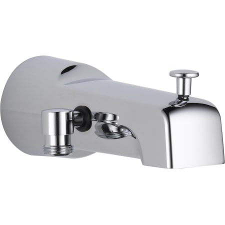 Delta U1010 Pk Chrome 6 11 16 Diverter Wall Mounted Tub Spout With