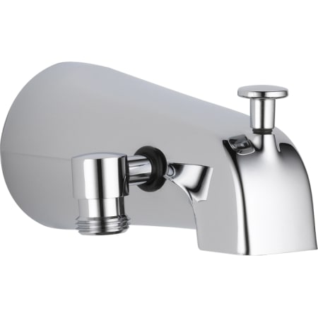 Delta U1072 Pk Chrome 5 1 4 Diverter Wall Mounted Tub Spout With