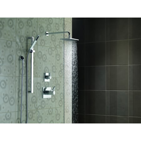 Delta Vero Monitor 17 Series Shower System Ss Brilliance Stainless With Diverter Trim Shower