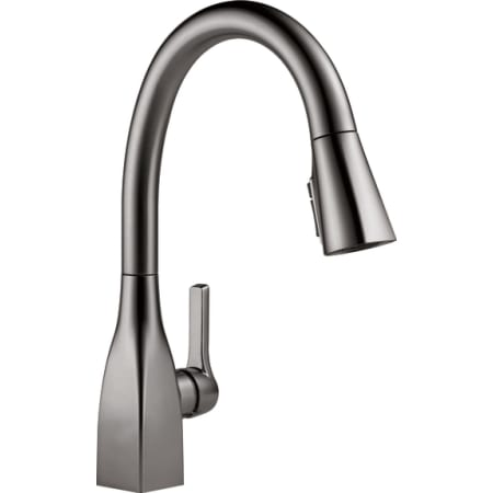 Delta 9183 Ks Dst Black Stainless Mateo Pull Down Kitchen Faucet