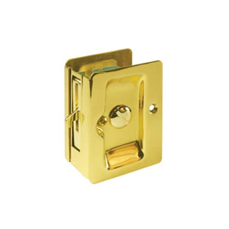 Deltana Sdla325u3 Polished Brass 3 1 4 Inch X 2 1 4 Inch