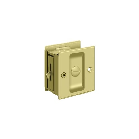 Deltana Sdl25u3 Polished Brass 2 3 4 Quot X 2 1 2 Quot Solid Brass