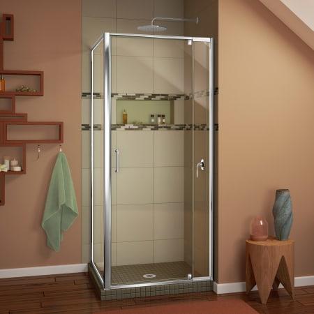 DreamLine SHDR-2230300-RT Shower Door - Build.com