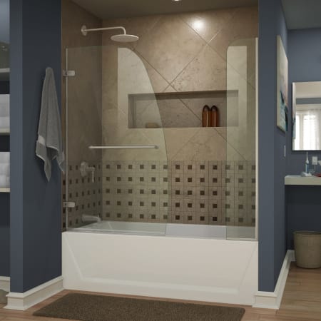 Dreamline Shdr 3534586 Ex Shower Door Build Com