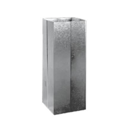 Duravent 6dp Ccs48 Stainless Steel 6 Quot Inner Diameter