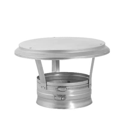 Duravent 6vft Rcsc Stainless Steel 6 Quot Inner Diameter