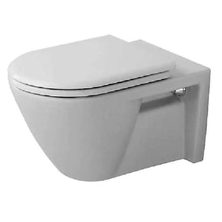 Starck 3 Toilet Wall Mounted