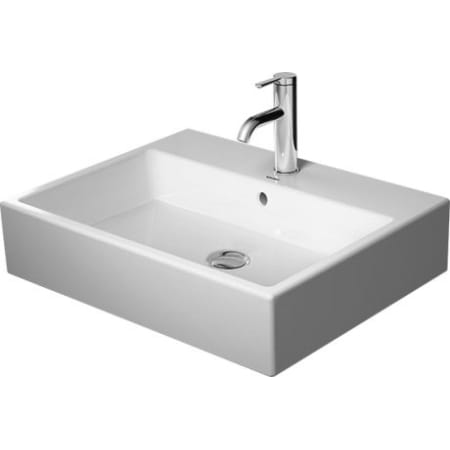 A Large Image Of The Duravit 2350600028 White
