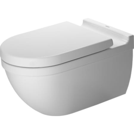 A Large Image Of The Duravit 2226090092 White