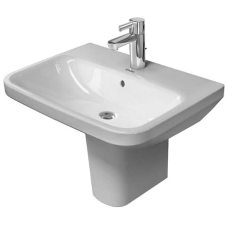 duravit bathroom sinks duravit 2319600000 white durastyle 23 5 8 quot ceramic 12750