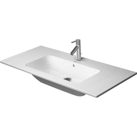 Duravit 2336100000 white me by starck 40 12 ceramic bathroom sink duravit 2336100000 workwithnaturefo