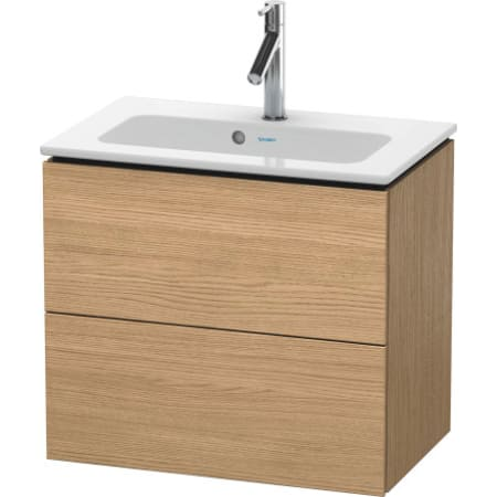 Duravit Lc625605252 L Cube 24 3 8 Wall Mounted Vanity Cabinet Only