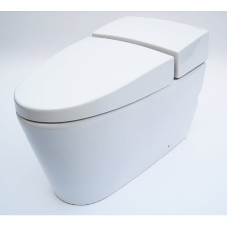 Eago Tb340 White 1 6 Gpf One Piece Elongated Toilet With Seat
