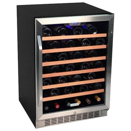 Edgestar 53 Bottle Built In Wine Cooler Cwr531sz