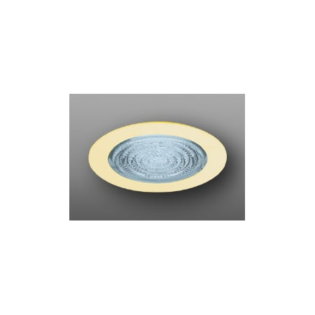 """EL913 Elco Lighting EL913BZ 4/"""" Shower Trim with Fresnel Lens"""