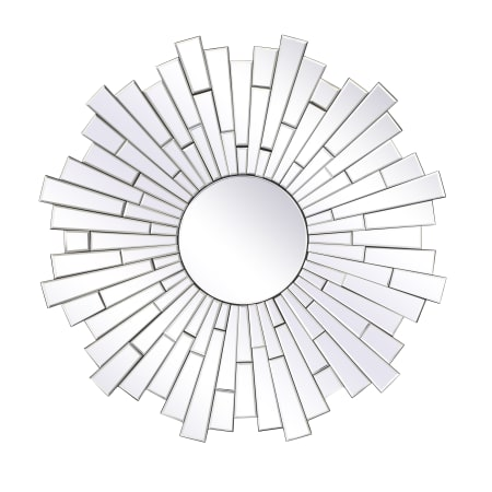 Elegant Lighting Mr9170 N A Modern 35 1 2 Inch Diameter Circular